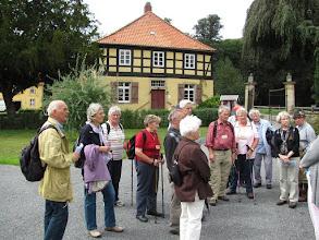 Photo: Schlossführung