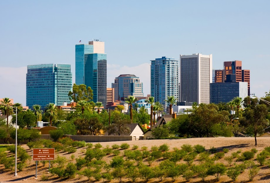 que ver y hacer en Phoenix