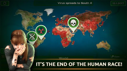 Virus Curse - Pandemic Madness v3.42 (Mod DNA)