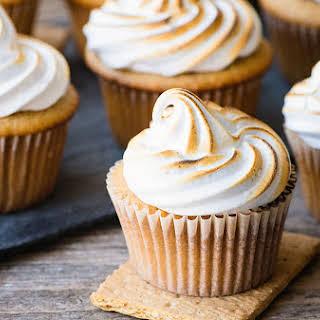 Graham Cracker Cupcakes Recipes.