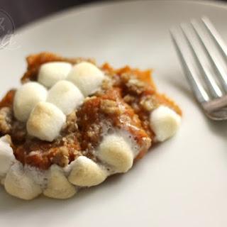 Sweet Potato Casserole No Nuts Recipes