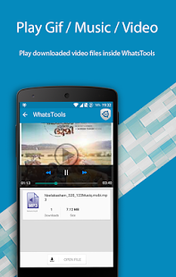 WhatsTools: Share File Via IM- screenshot thumbnail
