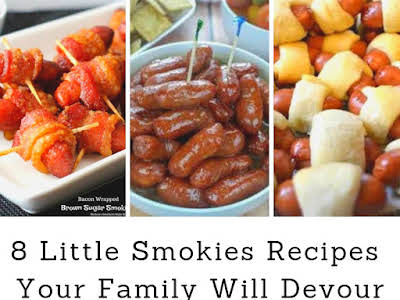 8 Little Smokies Recipes Your Family Will Devour