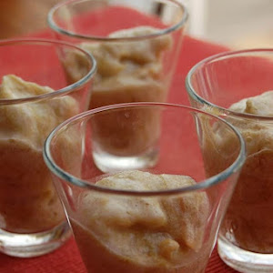 Rhubarb Mousse