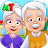 My Town : Grandparents Play home Fun Life Game logo