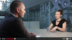 Kamila Boudova DVTV