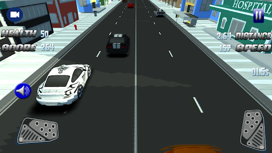 Car Racing Mania 3D screenshot 3