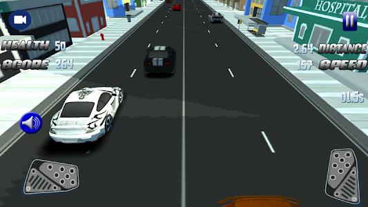 Car Racing Mania 3D screenshot 3