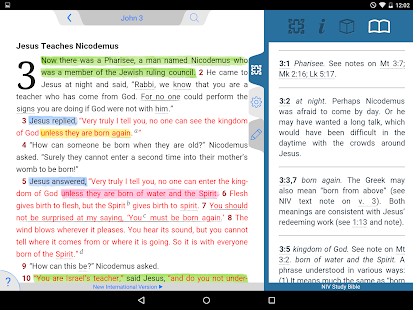 App NIV Study Bible APK for Windows Phone | Download Android