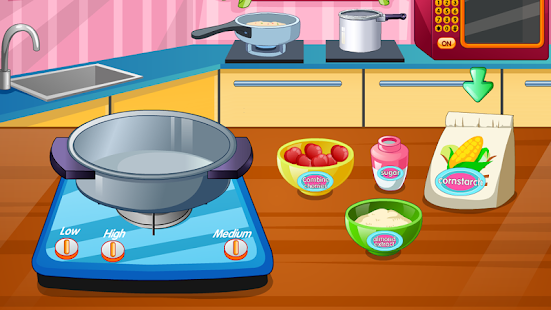hry vaření třešňový vaření - náhled