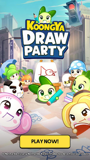KOONGYA Draw Party screenshot 1