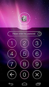 AppLock Theme Aurora 1.1 Latest MOD APK 1