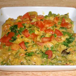 Vegetable (Navratan) Korma