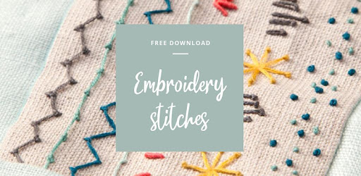 Embroidery Stitches - Apps on Google Play