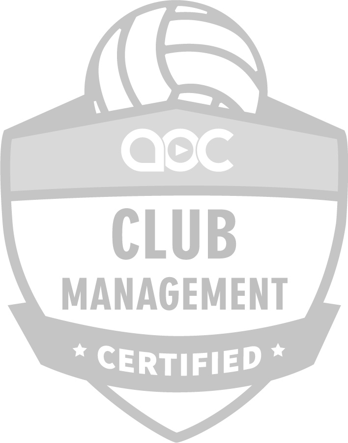 Club Management Certification