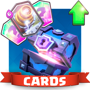 Cards for Clash Royale Gratis
