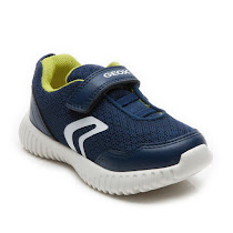 Geox Waviness Toddler Trainer TODDLER BOY VELCRO