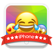 iPhone 8 Emoji Keyboard Theme