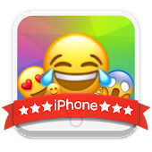 iPhone 8 Emoji Keyboard Theme Icon