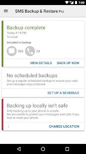 SMS Backup & Restore Pro 2