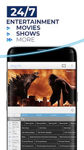 Airy TV v2.10.1atvR MOD APK [Firestick] [Android TV] [Ad-Free] 3