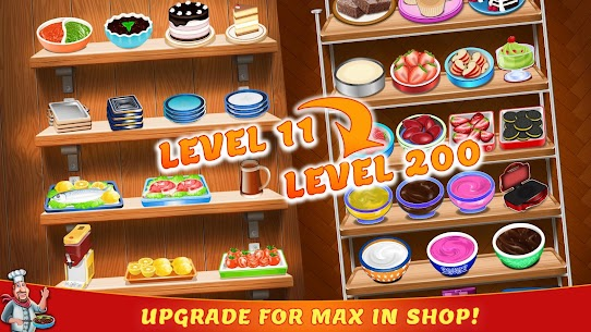 Cooking Max – Mad Chef's Restaurant Games 4
