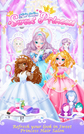 Sweet Princess Hair Salon  screenshots EasyGameCheats.pro 1