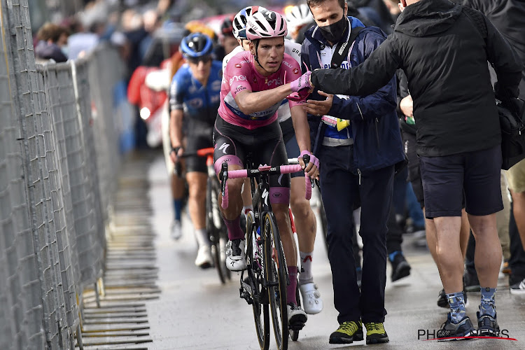 """Almeida pakt nog wat seconden op dichtste concurrenten: """"De ploeg was hele dag perfect, vanaf kilometer nul"""""""