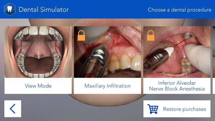 Dental Simulator - screenshot