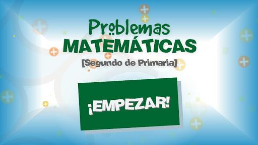 Problemas Matemáticas 2