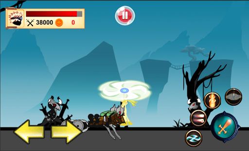 Stickman Ninja 1.1.2 screenshots 2