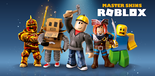 Character Roblox Roblox Skins Free Master Skins For Roblox Apps On Google Play