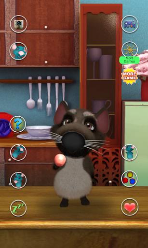 Talking Chef Mouse 1.1.1 screenshots 3