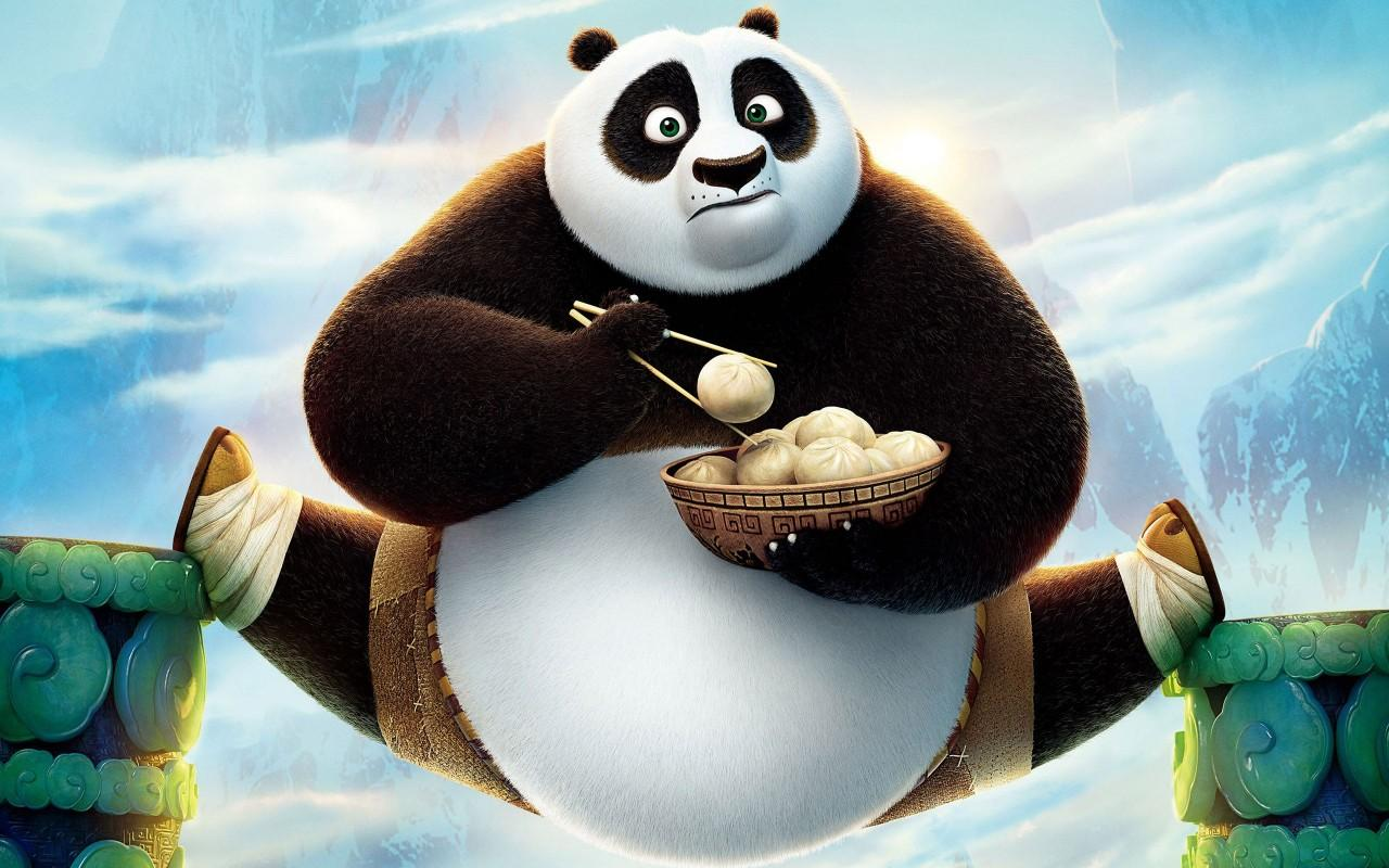 The fat and lazy Po