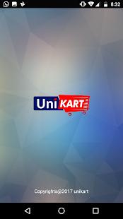 UniKart - náhled