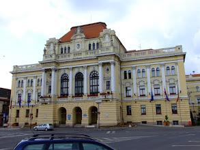 Photo: Nagyvárad, Városháza