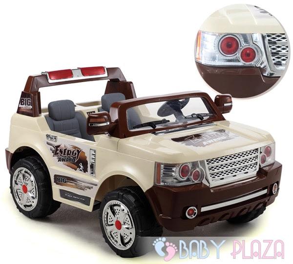 Xe hơi điện trẻ em JJ205 8