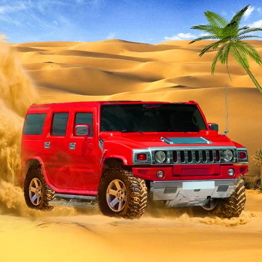 Dubai Desert Jeep Drifting Fun