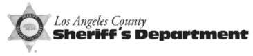 Los Angeles County Sheriff's Department Client of MYCA Learning