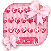 App Pink Sweet Heart Keyboard Theme APK for Windows Phone