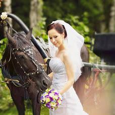 Wedding photographer Anna Perceva (AnutaV). Photo of 16.08.2013