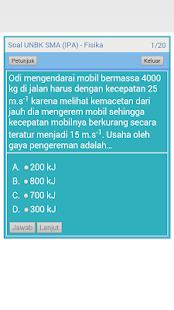 Soal Unbk Sma Ipa 2018 Android Apps On Google Play