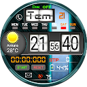Marine Watch Face For WatchMaker Users