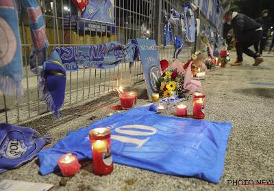 🎥 Une joueuse espagnole refuse de rendre hommage à Diego Maradona