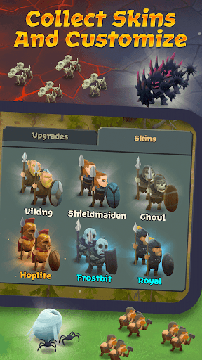 Battle Legion apktram screenshots 6