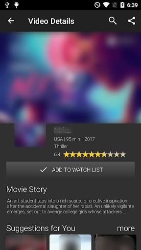 Stream Movies 1.0.0911 screenshots 5