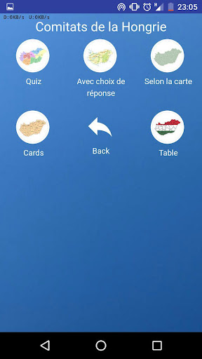 Comitats de Hongrie - quiz,tests,cartes,drapeaux APK MOD (Astuce) screenshots 4