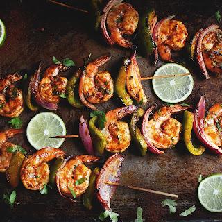 Grilled Shrimp Kabobs Recipes.