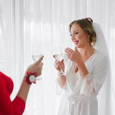 Wedding photographer Ekaterina Zakrevskaya (Nika8Hot). Photo of 02.04.2018