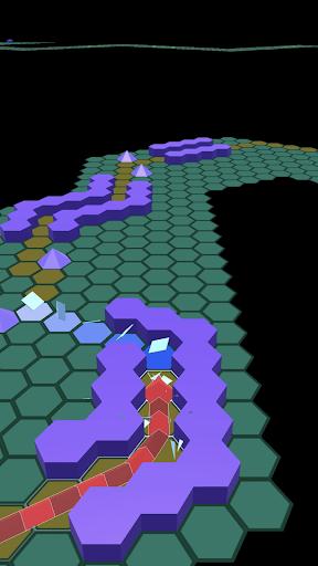 Space Snake 3D  screenshots 1
